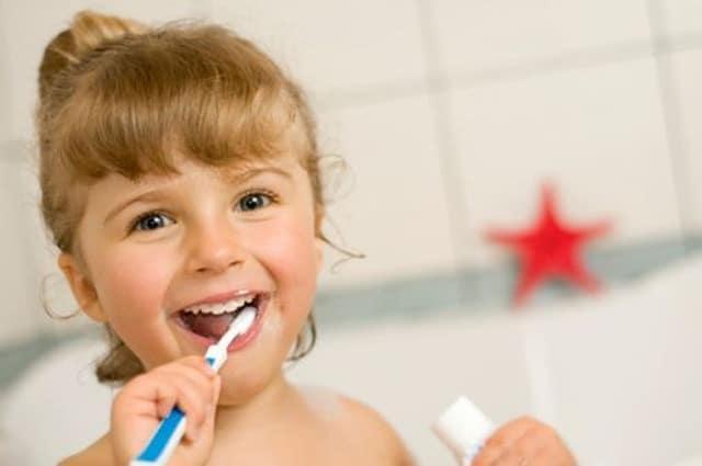Guía para el cuidado bucal de los niños