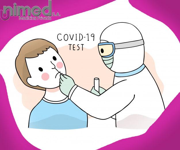 Covid-19 e Hisopado